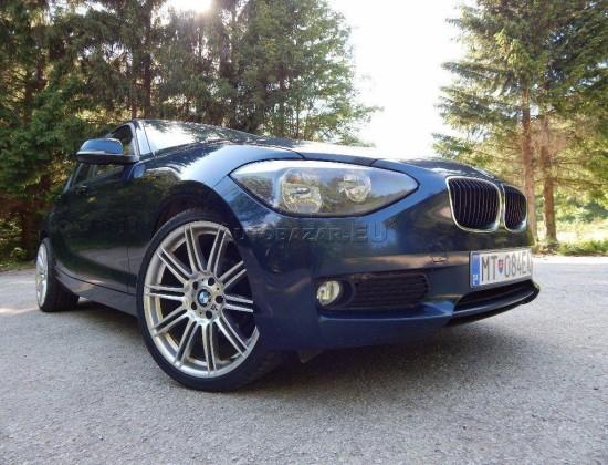 BMW rad 1 116d EfficientDynamics Edition (F21)