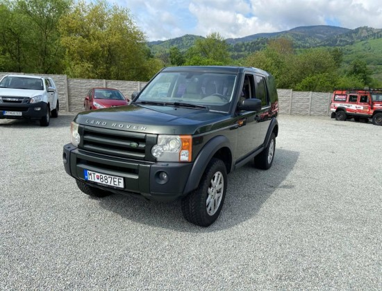 Land Rover Discovery 2.7 TDV6 S A/T