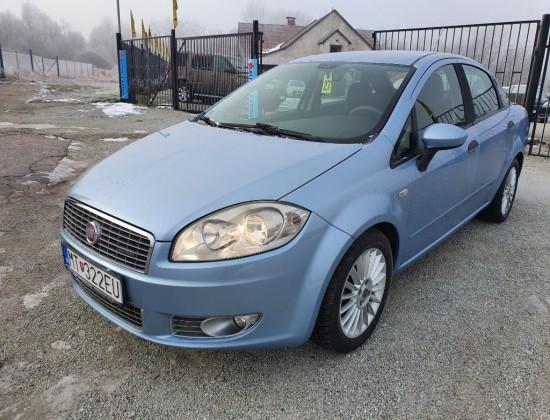 Fiat Linea 1.3 MujtiJet 16v Dynamic