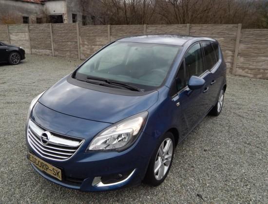 Opel Meriva 1.6 CDTI Cosmo