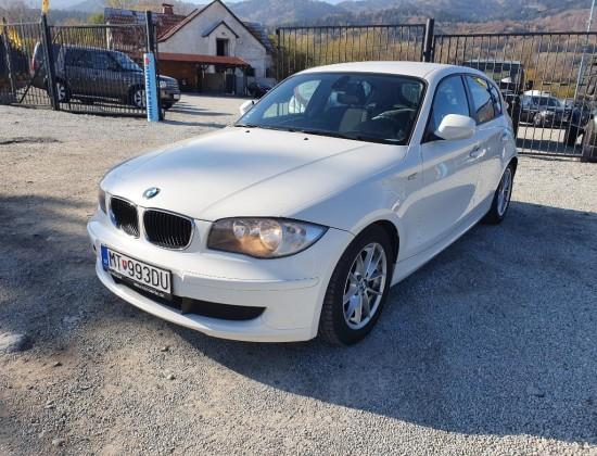 BMW Rad 1 116d (E87 mod.07)