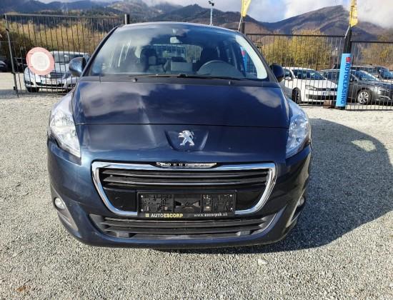 Peugeot 5008 1.6 HDi Style
