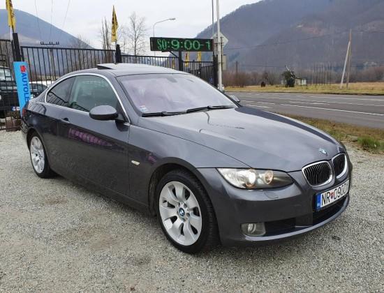 BMW Rad 3 Coupé 325 i A/T