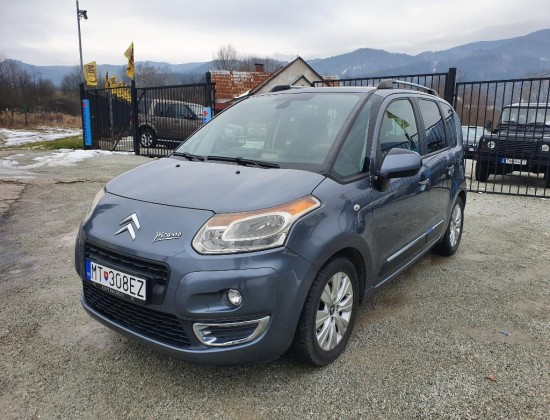 Citroen C3 Picasso 1.6 HDi Exclusive