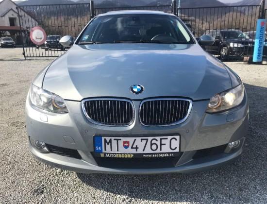 BMW Rad 3 Coupé 325 xi A/T