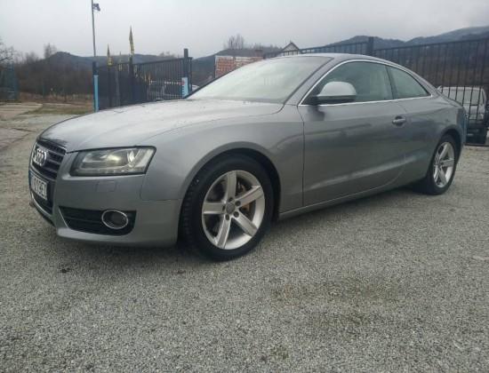 Audi A5 2.7 TDI DPF