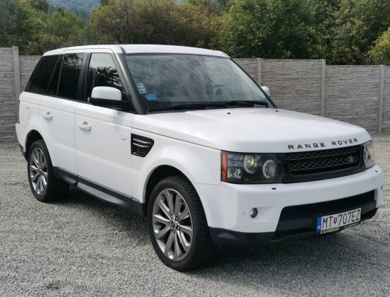 Land Rover Range Rover Sport 3.0 SDV6 AB