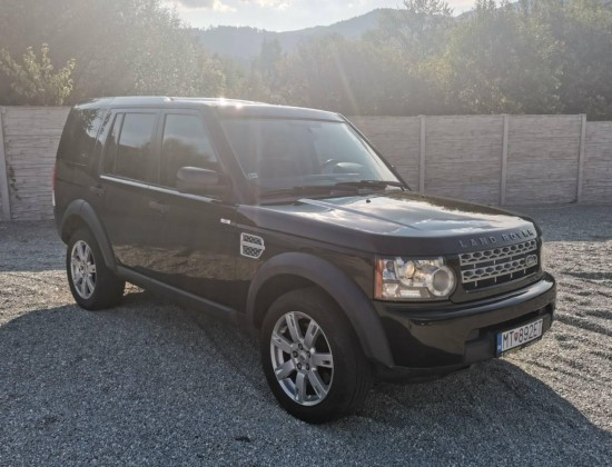 Land Rover Discovery 3.0 TDV6 SE A/T