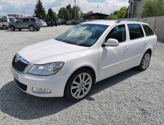 Škoda Octavia Combi 1.9 TDI PD 4x4 Business