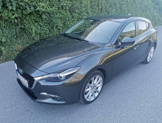 Mazda 3 2.0 Skyactiv -G120 Revolution TOP