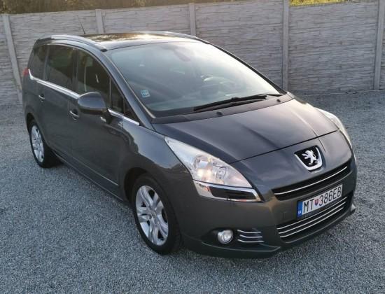 Peugeot 5008 1.6L HDi FAP Access
