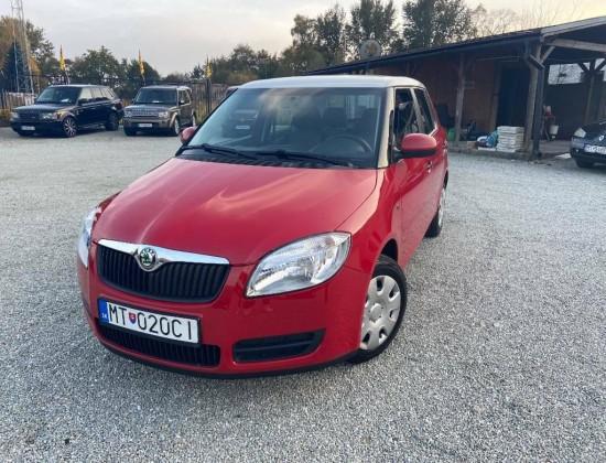 Škoda Fabia 1.2 HTP Ambiente