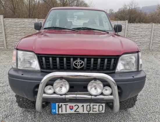 Toyota Land Cruiser 90 3.0 TD GXL