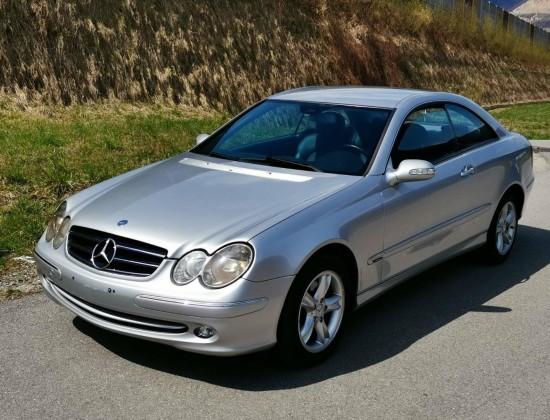 Mercedes-Benz CLK Kupé 270 CDI Avantgarde A/T