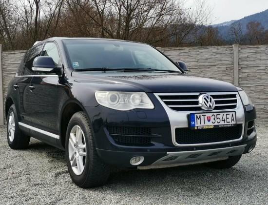 Volkswagen Touareg 3.0 V6 TDI DPF tiptronic