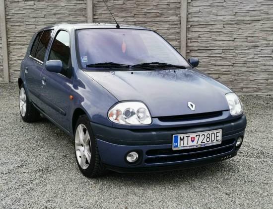Renault Clio 1.6i 16v Automat