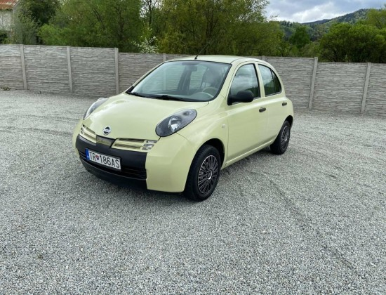 Nissan Micra 1,0 i