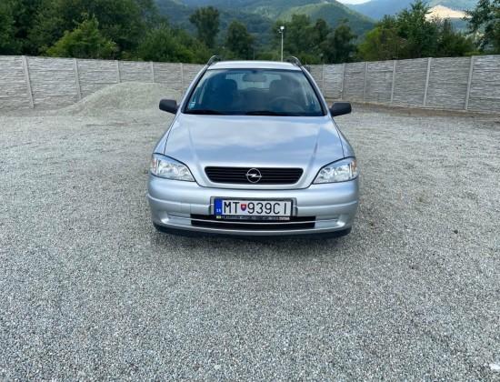 Opel Astra Caravan Classic  1.6 16V