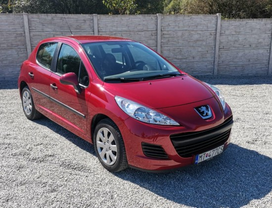 Peugeot 207 1.4e Active+