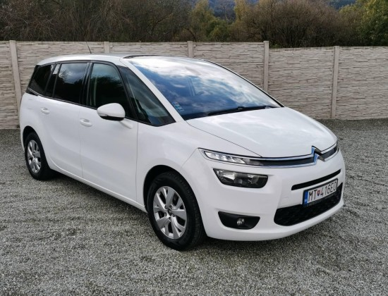 Citroën C4 Picasso eHDi 115 Intensive/Best Collection