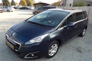 Peugeot 5008 1.6 BlueHDi STOP&START Exclusiv 7M