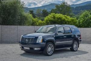 Cadillac Escalade 6.2 V8 Sport Luxury A/T