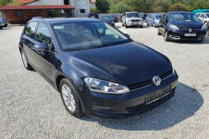 Volkswagen Golf VII 1.6 TDI BMT 110k Comfortline EU6