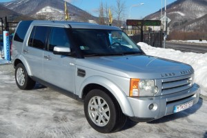 Land Rover Discovery 2.7 TDV6 HSE A/T
