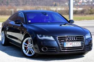 Audi A7 Sportback 3.0 TDI Quattro 313k S-Line