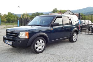 Land Rover Discovery 2.7 TDV6 HSE A/T 7M