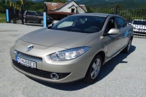 Renault Fluence 1.6 16V Privilege