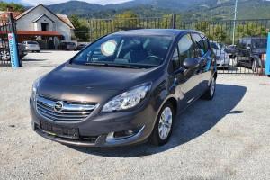 Opel Meriva 1.6 CDTI 110k S/S Exclusiv