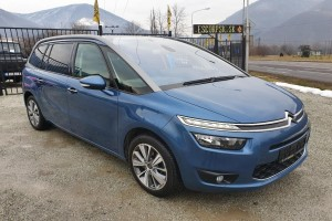 Citroen Grand C4 Picasso BlueHDi 150 S&S Exclusive 7M