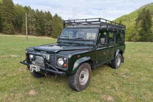 Land Rover Defender 110 2.5 Td5 Chassis