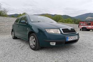 Škoda Fabia 1.4 Comfort