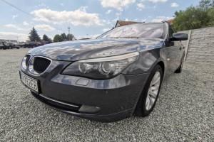 BMW Rad 5 Touring 520 d 177k