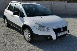 Fiat Sedici 1.6 16V Dynamic 4x4