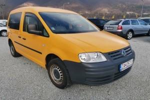 Volkswagen Caddy Life 1.6 5M