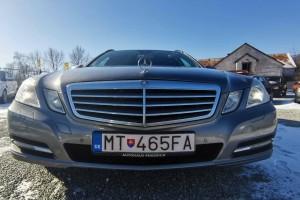 Mercedes-Benz E trieda Kombi 220 CDI Blue Elegance