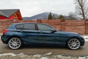 BMW Rad 1 116d