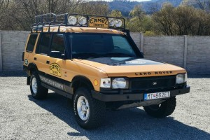 Land Rover Discovery CAMEL TROPHY 4,0