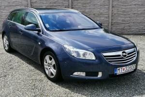 Opel Insignia kombi 2.0 CDTI 160k Edition