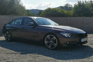 BMW Rad 3 320i