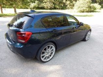 BMW rad 1 116d EfficientDynamics Edition (F21)| img. 13