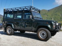 Land Rover Defender 110 2.5 Td5 Chassis| img. 9