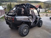 Can-Am Can Am Commander 1000 Limited Fox vzduch podvozok| img. 8