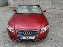Audi A4 Cabriolet 3.0 TDI Qattro S-Line Kupované v Sr. Top stav!!!!!| img. 2
