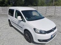 Volkswagen Caddy Kombi 1.6 TDI 102k BlueMotion| img. 1