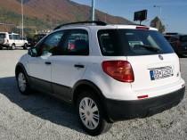 Fiat Sedici 1.6 16V Dynamic 4x4| img. 4
