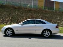 Mercedes-Benz CLK Kupé 270 CDI Avantgarde A/T| img. 11